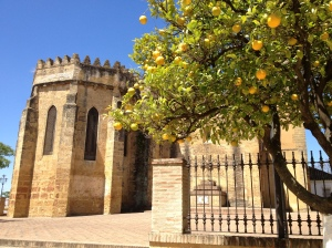 Beautiful church en Alcalá