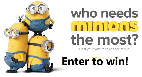 Minions-Quest-Sweepstakes