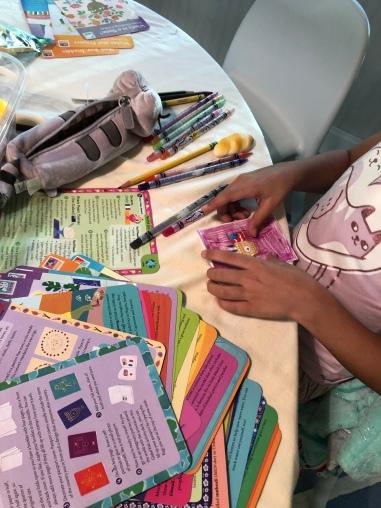 Global Kids cards